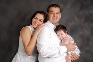 Glükliche Familie